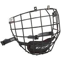 CCM FM580 Black Face Mask