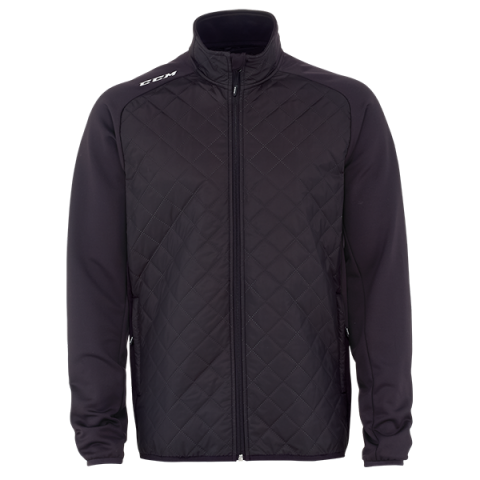 Quilted Jacket - [Arran-Elderslie Icedogs]