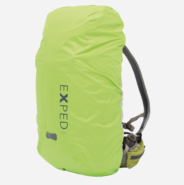EXPED RAINCOVER M lime