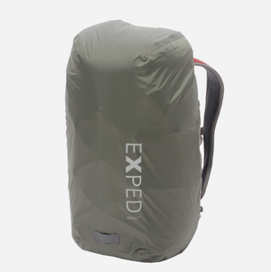 EXPED RAINCOVER L charcoal grey