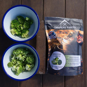 Campers Pantry Broccoli 25gm