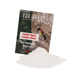 THE AGENT 8C+ 33 POWER CHALK FINE 200g