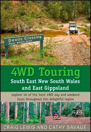 4WD TOURING SOUTH EAST NSW AND EAST GIPPSLAND