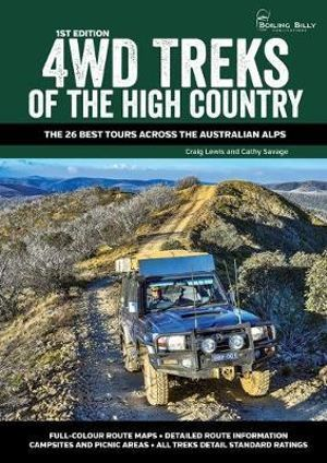 4WD TREKS OF THE HIGH COUNTRY