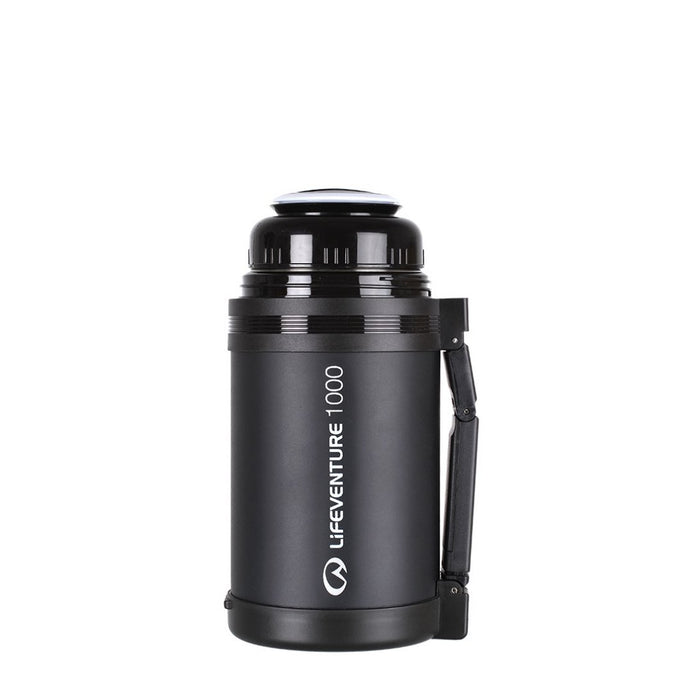 LIFEVENTURE WIDE MOUTH VACUUM FLASK 1000ML