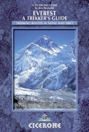 EVEREST A TREKKERS GUIDE CICERONE