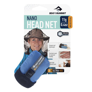 SEA TO SUMMIT MOSQUITO HEAD NET NANO
