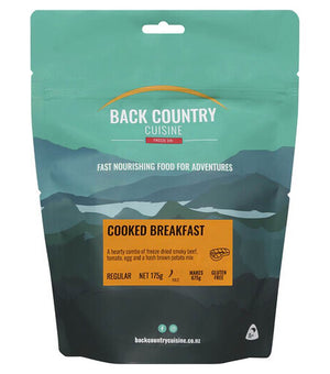 BC COOKED BREAKFAST D/S/Regular