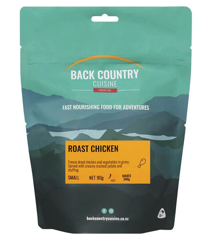 BC ROAST CHICKEN S/S/Small