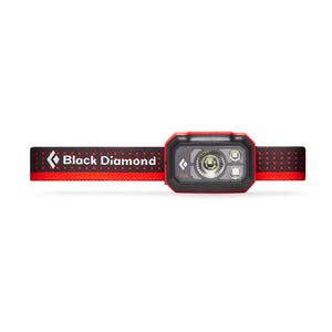 BLACK DIAMOND STORM 375 HEADLAMP RED
