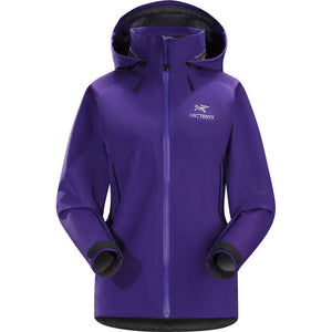 ARCTERYX BETA AR WOMEN'S GORETEX JACKET PLUM