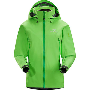 ARCTERYX BETA AR WOMEN'S GORETEX JACKET GREEN (S AND L)