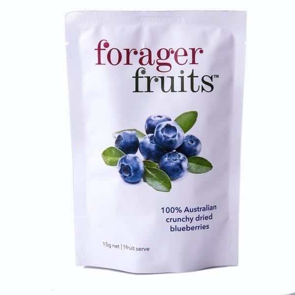 FORAGER FRUITS BLUEBERRIES