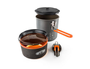 GSI PINNACLE SOLOIST COOK SET
