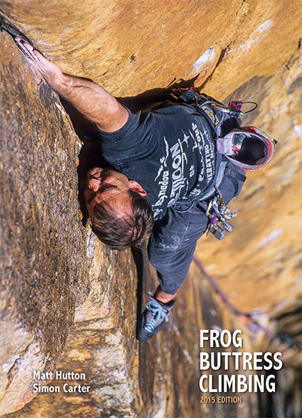 FROG BUTTRESS CLIMBING GUIDE