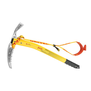 GRIVEL ICE AXE AIR TECH EVO (WITH SIMPLE LONG LEASH) 53CM
