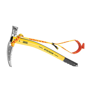 GRIVEL ICE AXE AIR TECH EVO HAMMER (W/LONG) 53cm