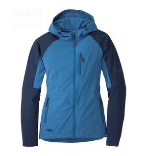 OUTDOOR RESEARCH FERROSI WOMEN'S HOODY