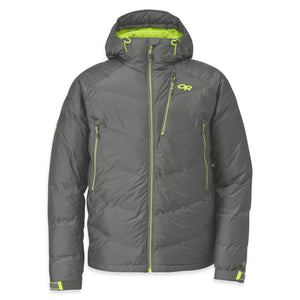 OUTDOOR RESEARCH FLOODLIGHT MEN'S JACKET GREY