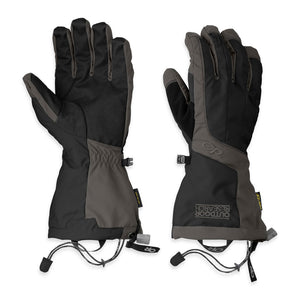 OR ARETE GLOVES BLACK