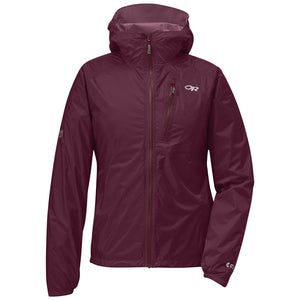 OUTOOR RESEARCH HELIUM II WOMENS JACKET GARNET