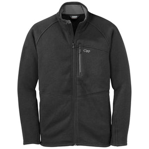 OUTDOOR RESEARCH LONGHOUSE MEN'S JACKET BLACK