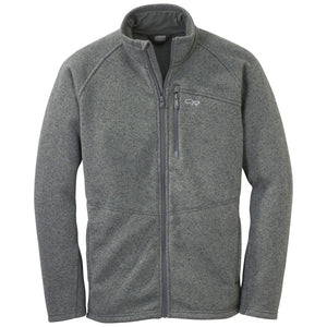 OUTDOOR RESEARCH LONGHOUSE MEN'S JACKET CHARCOAL