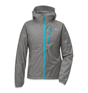 OUTOOR RESEARCH HELIUM II WOMENS JACKET PEWTER RIO