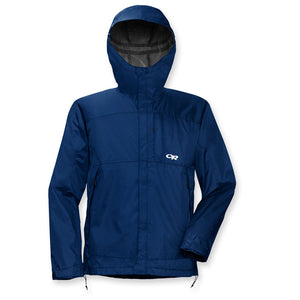 OUTDOOR RESEARCH RAMPART MEN'S JACKET BLUE