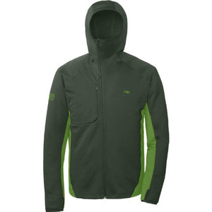 OUTDOOR RESEARCH RADIANT HYBRID MEN'S HOODY
