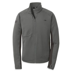 OUTDOOR RESEARCH RADIANT HYBRID MEN'S JACKET GREY