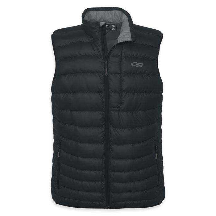OUTDOOR RESEARCH TRANSCENDENT MEN'S DOWN VEST