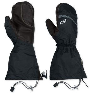 OR ALTI MITTS WOMENS BLACK