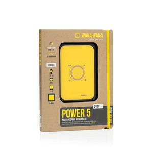 WAKA WAKA POWER 5 RECHARGEABLE POWERBANK