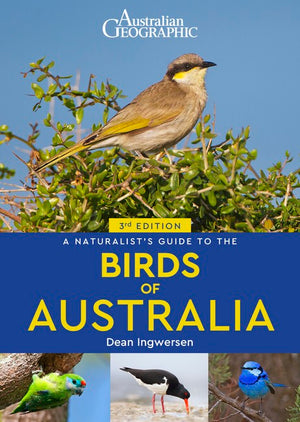 A naturalists guide to the birds of Australia