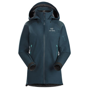 ARCTERYX BETA AR WOMEN'S GORETEX JACKET GREEN (XS)