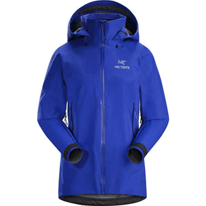 ARCTERYX BETA AR WOMEN'S GORETEX JACKET BLUE-SKY