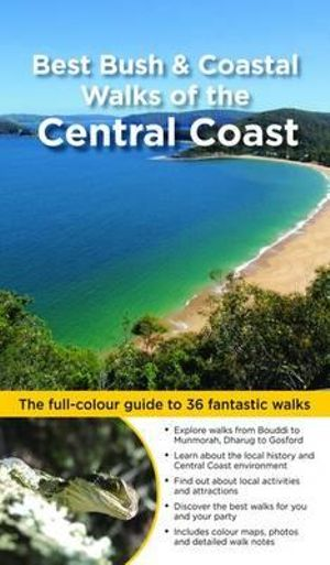 Best bush and coastal walks of the central coast
