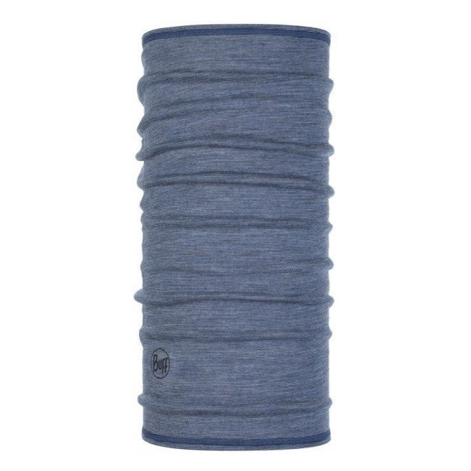 BUFF WOOL PATTERNED Denim Multi Stripes