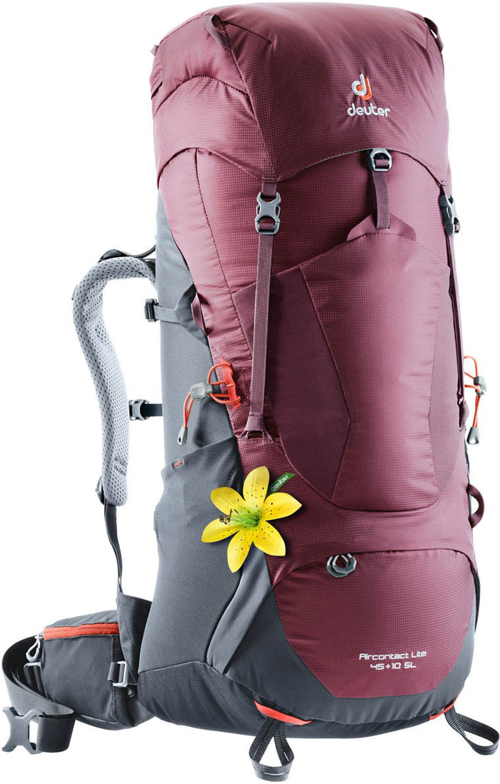 DEUTER AIRCONTACT LITE 45+10SL HIKING PACK