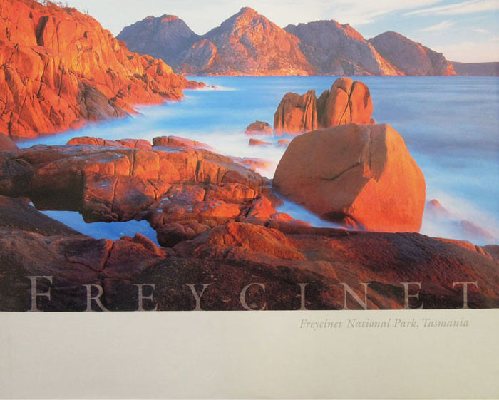 FREYCINET - FREYCINET NATIONAL PARK, TASMANIA - BLAKERS