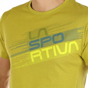 LA SPORTIVA STRIPE EVO MEN'S T-SHIRT