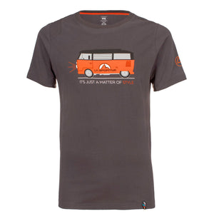 LA SPORTIVA VAN MEN'S T-SHIRT