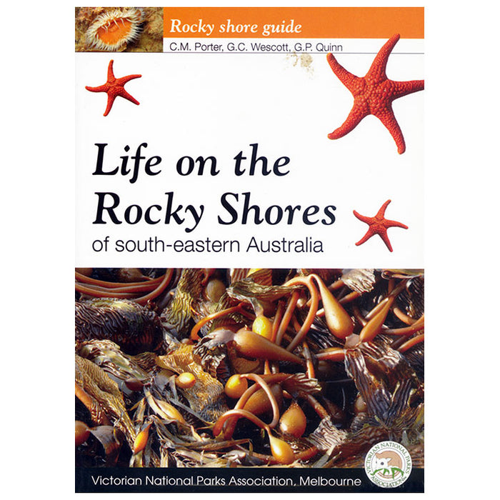LIFE ON THE ROCKY SHORES OF SOUTH EAST AUSTRALIA