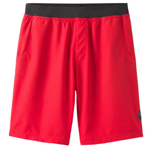 PRANA MOJO SHORT RED