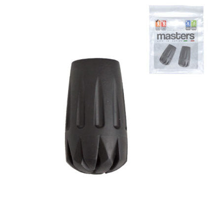 MASTERS TREKKING POLE RUBBER TIPS - PAIR
