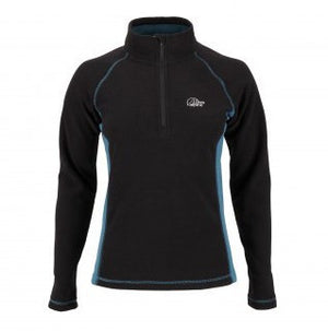LOWE ALPINE MICRO GRID ZIPNECK WOMEN'S FLEECE