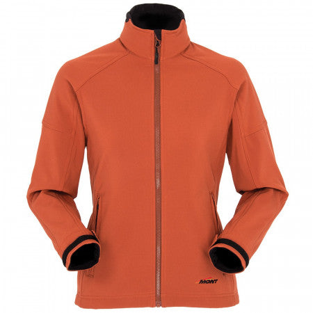 MONT ORBIT WOMEN'S SOFTSHELL JACKET