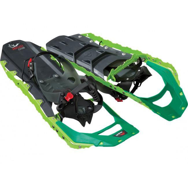 MSR REVO EXPLORE M22 SNOWSHOES Spring Green