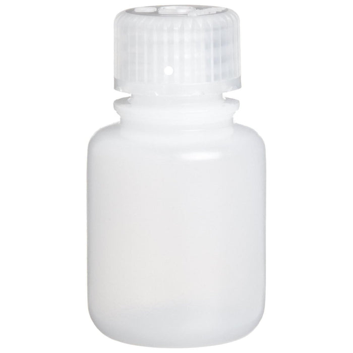 NALGENE WIDE MOUTH HDPE ROUND BOTTLE 30ML